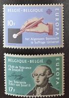 BELGIQUE    Europa 1982   N° Y&T  2048 Et 2049  ** - Ungebraucht