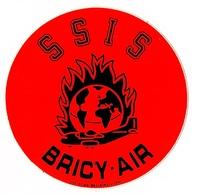 Base Aérienne 123 Section Sécurité Incendie Sauvetage Bricy Ai - Militaria