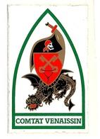 Escadron De Chssse  3/5 Comtat Venaissin - Militaria