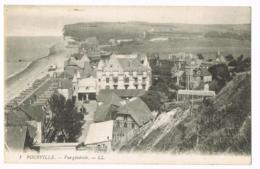 Pourville - Vue Générale - LL - 1 - Lévy Fils Et Cie - Vierge - Altri Comuni