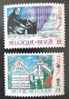 BELGIQUE    Europa 1985   N° Y&T  2175 Et 2176  ** - Ungebraucht