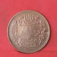 TUNISIA 5 CENTIMES 1917 -    KM# 235 - (Nº35533) - Tunisia