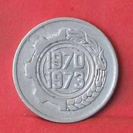 ALGERIA 5 CENTIMES 1970 -    KM# 101 - (Nº35534) - Algeria