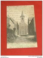 LUTTRE  - L'Eglise   -   1906 - Pont-à-Celles