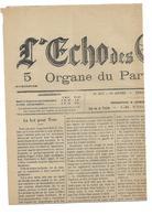 Gard,Le Vigan - Journaux - Quotidiens
