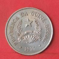 GUINÉ 5 PESOS 1977 -    KM# 20 - (Nº35545) - Guinea Bissau