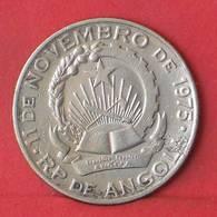 ANGOLA 20 KWANZAS 1978 -    KM# 87 - (Nº35546) - Angola