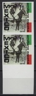 Mexico - Set In Pair -  /  Emiliano Zapata - Revolution - Horse - Mexico