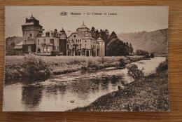 2767/ HAMOIR - Le Château De Lassus Edit. Cornet-Pladys Coiffeur - Bastenaken