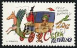 Czech Republic - 2013 - 130th Anniversary Of Post Bank - Mint Stamp - Ungebraucht