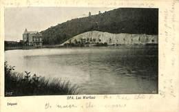 027 684 - CPA - Belgique - Spa - Lac De Warfaaz - Spa