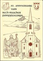 Bech-Maacher 80 Ans Sapeurs-Pompiers - History