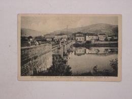 Béhobie : Pont International - La Bidassoa - Spanien