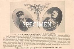 Le Commandant Cassart - Warsage - Dalhem