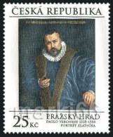 Czech Republic - 2013 - Art Of Prague Castle - Paolo Caliari Veronese By Jakob Konig - Mint Stamp - Ungebraucht
