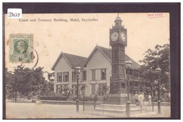 SEYCHELLES - MAHE - COURT AND TREASURY BUILDING - TB - Seychellen