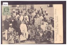 SEYCHELLES - MAHE - KING PREMPCH OF ASHANTI AND FOLLOWER ( POLITICAL PRISONERS ) - TB - Seychellen