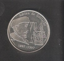 1997 Centenaire D'Adrien De Gerlache Explorateur De L'Antarctique - Belgium