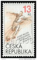 Czech Republic - 2013 - Centenary Since Birth Of Legendary Soccer Player Josef Bican - Mint Stamp - Ungebraucht