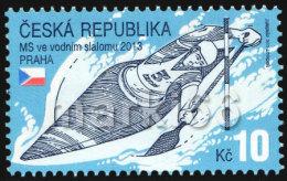 Czech Republic - 2013 - World Championship On Water Slalom - Mint Stamp - Ungebraucht