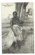 """AFRIQUE - HAUTE-VOLTA - """"Femme Cérère"""" - CPA - Burkina Faso"""