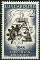 Luxembourg - 1955 -  Exposition Artisanale - Luxemburg