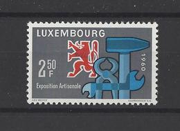 LUXEMBOURG.  YT   N° 580  Neuf **  1960 - Luxemburg