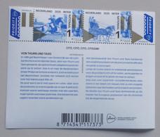 Nederland-Netherlands 2020 Cept Below - 2019