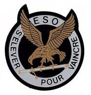 École De Formation Initiale Des Sous-Officiers De L'Armée De L'Air - S'élever Pour Vaincre - Militaria