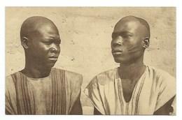 """AFRIQUE - HAUTE-VOLTA - """"Type De Bobo Fings"""" - CPA - Burkina Faso"""