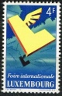 Luxembourg - 1954 -  Foire Internationale - Luxemburg