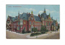 Germany  Leipzig  Buchhandlerborse - Germany