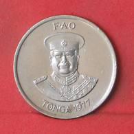 TONGA 10 SENITI 1977 -    KM# 45 - (Nº35579) - Tonga