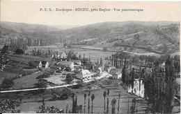 BOUZIC Près Daglan - Vue Panoramique - Frankreich