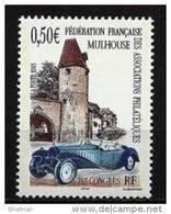 "FR YT 3576 "" Congrès à Mulhouse "" 2003 Neuf** - Unused Stamps"