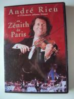 ANDRÉ  RIEU   Et L'Orchestre Johann Strauss  Au  ZÉNITH De PARIS - Concert Et Musique