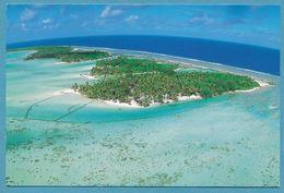 Le Lagunarium De BORA-BORA - Timbre Stamp - Polynésie Française