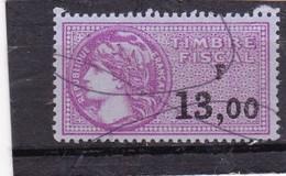 T.F.S.U N°446 - Revenue Stamps