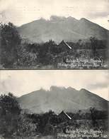 Ruanda Rwanda - Lot 2 Cartes Vulkan Kirunga (Missionshaus Der Weissen Väter, Trier 1909) - Rwanda