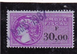 T.F.S.U N°453 - Revenue Stamps