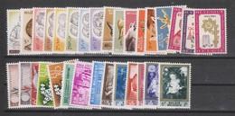 Année 1961 ** Complète Neuve Sans Charnière Cote 44€ - Belgique