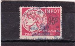 T.F.Spécialités Pharmaceutiques N°17 - Revenue Stamps