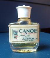 Miniature De Parfum -  Canoe De Dana - Réf, T 02 - Vintage Miniatures (until 1960)