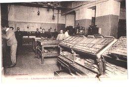 FR66 PERPIGNAN - Labouche - Journal L'indépendant - L'atelier Des Travaux Commerciaux - Animée - Belle - Perpignan