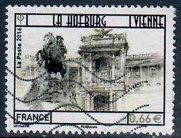YT 4856-3 Vienne Le Holfburg - Oblitérés