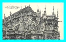 A839 / 557 14 - CAEN Détail De L'Abside De L'Eglise St Pierre - Caen