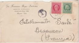 Enveloppe Commerciale 1932 / Dr Francisco Reyes Quinomes / Medico Cirujano / Bayamo Cuba / Taxe - USA
