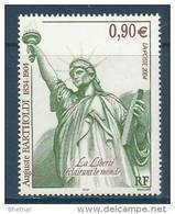 "FR YT 3639 "" Sculpteur A. Bartholdi "" 2004 Neuf** - France"