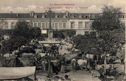 16837    ST GAUDENS   MARCHE AUX BESTIAUX - Saint Gaudens