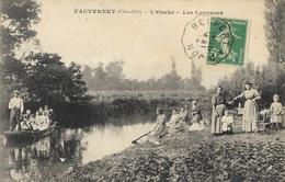 FAUVERNEY - L'Ouche - Les Laveuses - Altri Comuni